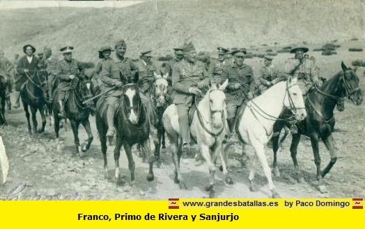 FRANCO RIVERA Y SANJURJO