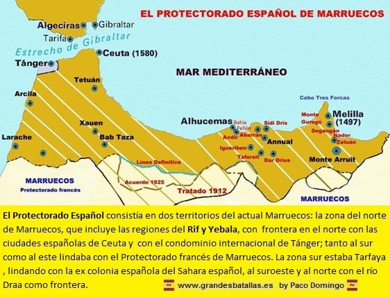 PROTECTORADO ESPAÑOL