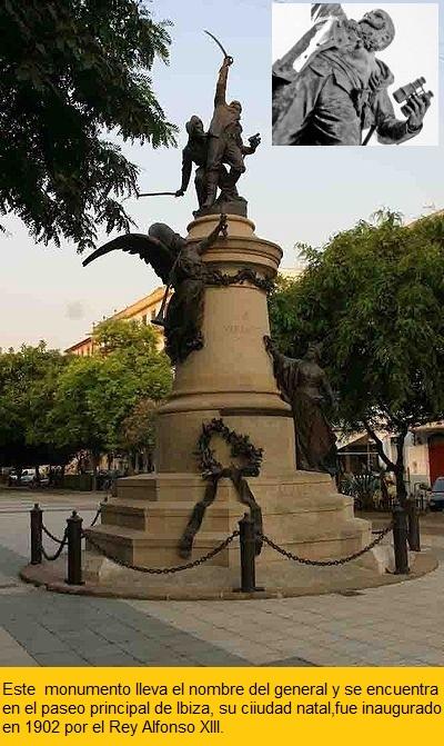 monumento a vara del rey