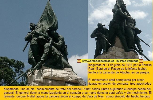 Monumento Vara del Rey