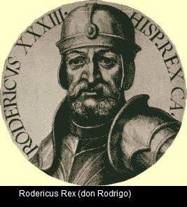 RODERICUS REX