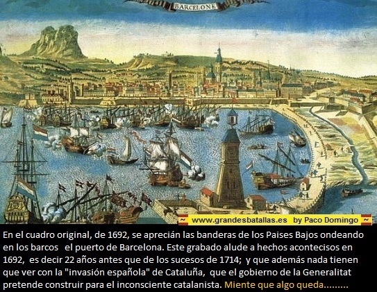 Con la Diada de Catalunya, termina la Guerra de Sucesión . DIADA%20CUADRO%20FALSO%202