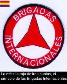 ESCUDO BRIGADAS INTERNACIONALES