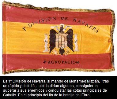 BANDERA DE LA DIVISION 1 DE NAVARRA