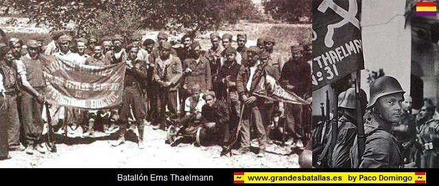 BATALLON THAELMANN