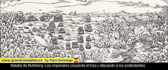 IMPERIALES ATACANDO A LA LIGA DE SMAKALDA