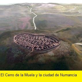 CERRO DE LA MUELA. NUMANCIA