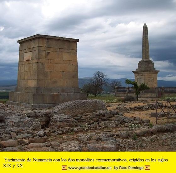 NUMANCIA MONUMENTOS