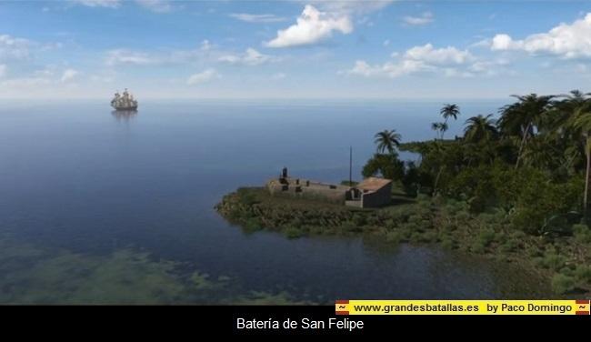 BATERIA DE SAN FELIPE