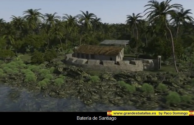 BATERIA DE SANTIAGO