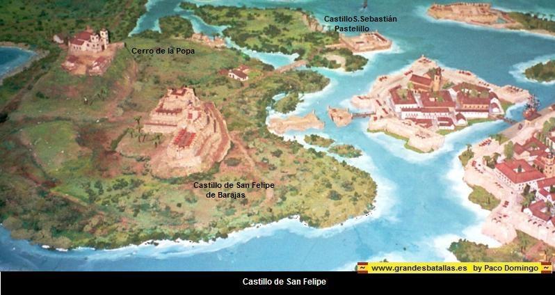 Blas De Lezo Batalla De Cartagena De Indias Guerra De La Oreja De Jenkins