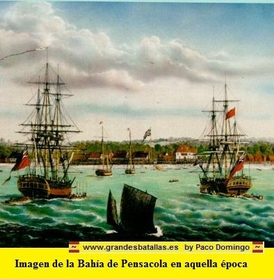 BAHIA DE PENSACOLA