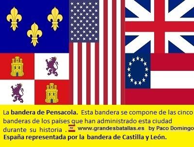 BANDERA DE PENSACOLA