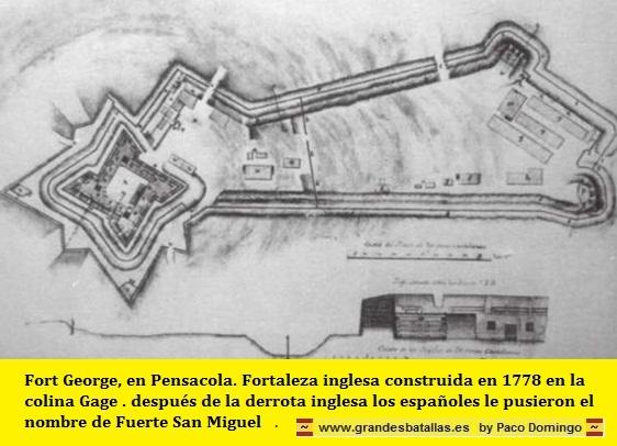 FORT GEORGE PENSACOLA