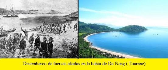 DESEMBARCO ALIADO