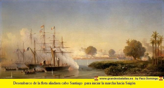 CABO SANTIAGO