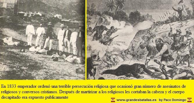 PERSECUCION RELIGIOSA