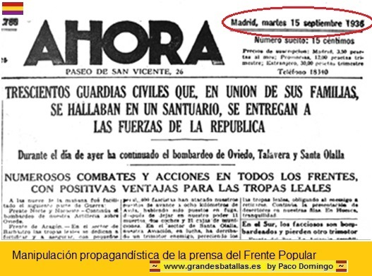 PROPAGANDA DE GUERRA