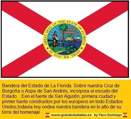 PRESENCIA ESPAÑOLA EN SIMBOLOS DE USA