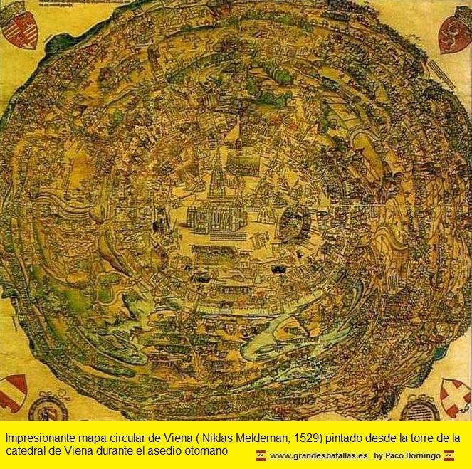 MAPA CIRCULAR DE VIENA